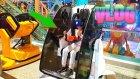 Eğlence Parkına Gittik Yeni Oyuncaklar Gelmiş Çok Güzel Geçti | VLOG