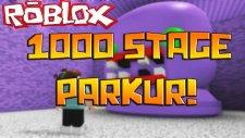 1000 STAGE PARKUR! - Roblox ÖZEL