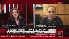 Nevşin Mengü'nün Rusya-Türkiye İlişkilerine Yaptığı Gönderme (Mimik İçerir)