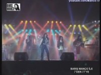Barış Manço'nun St.Petersburg Rock Festivali Konseri (1990)
