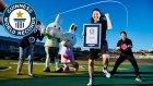 Dünyanın En Hızlı İp Atlama Rekoru