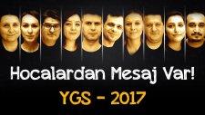 Hocalardan Mesaj Var - YGS 2017