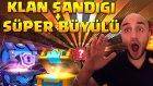 Klan Sandığı Ve Süper Büyülü Sandık / Sıfırdan Efsaneviye Clash Royale #10