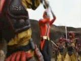 2009 samurai sentai shinkenger promo