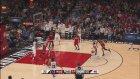 Damian Lillard'dan Wizards'a karşı 33 sayı