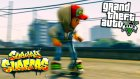 GTA 5 SUBWAY SURFERS MODU !!
