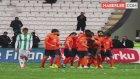 Medipol Başakşehir, Atiker Konyaspor'u 3-0 Yendi