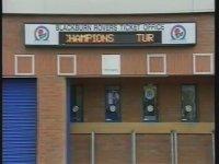 Son Haftada Şampiyonluk Kaybetmek 9 - Blackburn Rovers & Manchester United