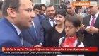İstiklal Marşı'nı Okuyan Öğrenciye Viranşehir Kaymakamı'ndan Makam Aracı Jesti