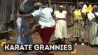 Kenya'nın Karateci Nineleri