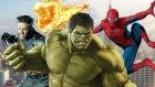 Manyak Kahramanlar! - Marvel Ultimate Alliance! - Bölüm 3 - Burak Oyunda