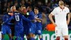 Leicester City 2-0 Sevilla - Maç Özeti izle (14 Mart 2017)