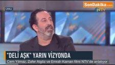 Simge Fıstıkoğlu'ndan Cem Yılmaz'a Telefon Şakası