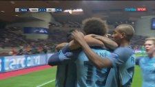 Leroy Sane'nin Monaco'ya attığı gol