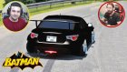 Manyak Toyota Gt Batman Modu  | The Ekip