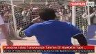 Maradona Sokak Turnuvasında 'Tanrı'nın Eli' Hareketini Yaptı Sart Kart Gördü