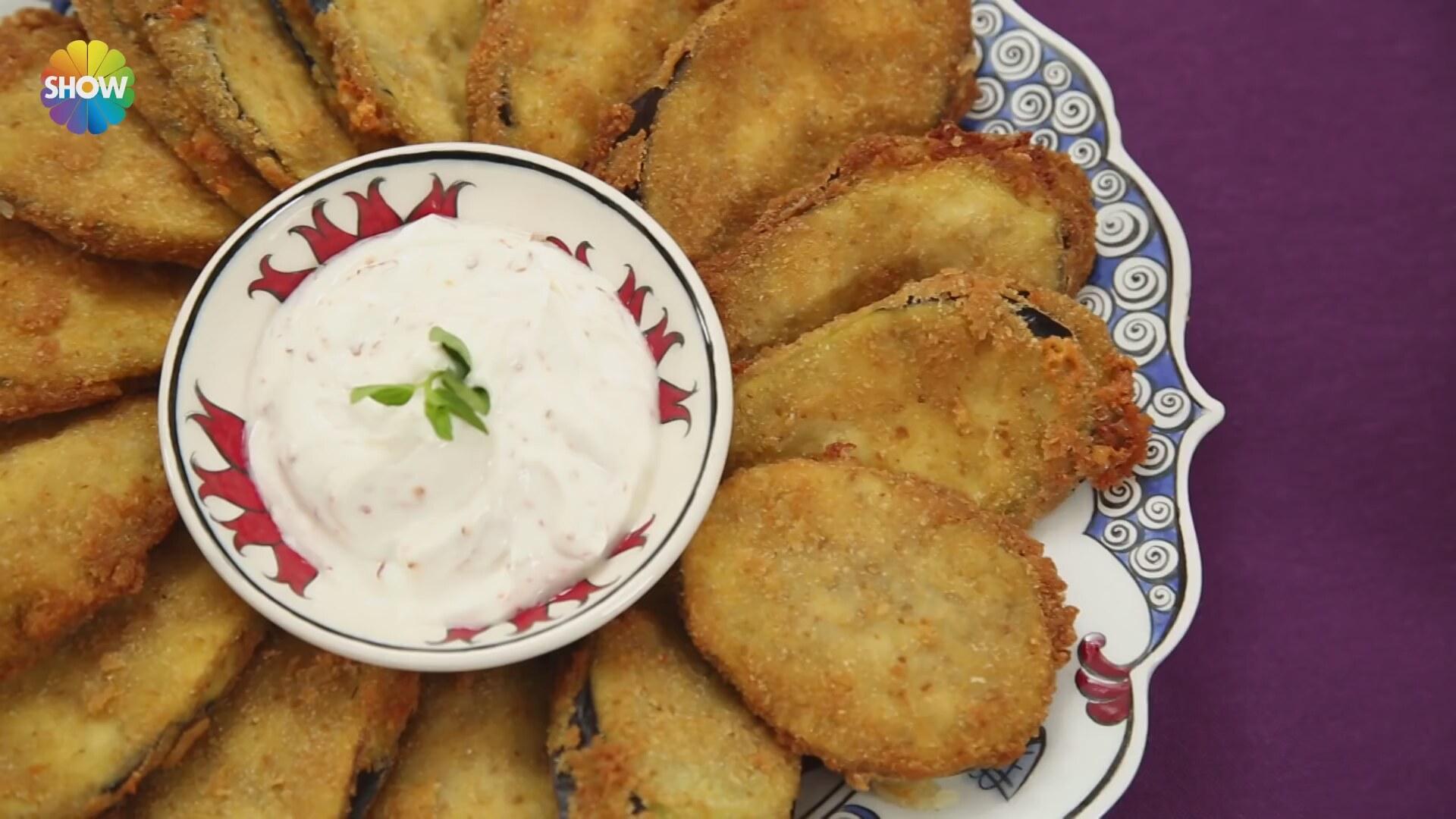 Patlıcan Böreği Nasıl Yapılır Videosu