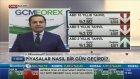 15.03.2017 - Bloomberg HT - 3. Seans - GCM Menkul Kıymetler Araştırma Müdürü Dr. Tuğberk Çitilci