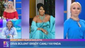 Bülent Ersoy'la Kavga Eden Lerzan Mutlu Stüdyoyu Terk Etti - Renkli Sayfalar (16 Mart Perşembe)