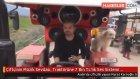 Çiftçinin Müzik Sevdası Traktörüne 7 Bin TL'lik Ses Sistemi