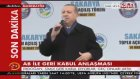 Cumhurbaşkanı Erdoğan'dan Avrupa'ya sert çıkış