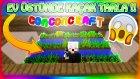 Evin Çatısına Kaçak Tarla Yapıyoruz - Conconcraft Gerçek Hayat#3