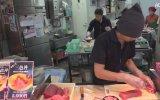 Sashimi Nasıl Kesilir    Japon Mutfağı