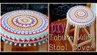 Tabure Kılıfı / DIY Stool Cover