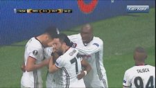 Beşiktaş 4-1 Olympiakos (Maç Özeti - 16 Mart 2017)