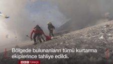 Etna Yanardağı BBC Çekimi Sırasında Patladı