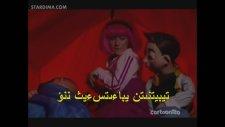 Lazytown - Spooky Song (Arabic) (With Lyrics)
