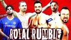 FUTBOLCULAR vs. ÜMIDI vs. SESEGEL ! Royal Rumble