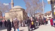 Kütahya'da Habersizce Çalınan İstiklal Marşı
