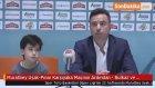 Muratbey Uşak-Pınar Karşıyaka Maçının Ardından - Bulkaz ve Markovic