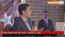 Sinan Oğan İzmir'de 'Hayır' Toplantısı Yaptı