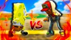 Subway Surfers Vs Süngerbob (Gta 5)