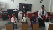 Boomwhackers Müzikal Borular Ankara Etimesgut Mektebim Okulunda Müzik Eğitimi Dursun Baykal