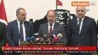 """Sağlık Bakanı Recep Akdağ: """"Suriyeli Doktorlar, Suriyeli Misafirlerimize Bu Yıl İçinde Hizmet..."""