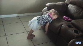 Uykuya Dalan Bebeklerin Aşırı Sevimli Anları