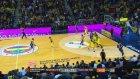 Fenerbahçe 79-81 Maccabi Tel Aviv (Maç Özeti - 21 Mart 2017)