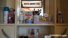 Makyaj Masası Turu -Parfümlerim-?