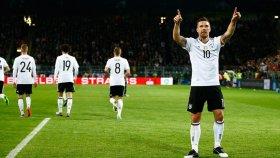 Almanya 1-0 İngiltere - Maç Özeti izle (22 Mart 2017)