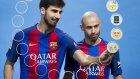Barcaleno Emoji Sırası: Mascherano & Andre Gomes