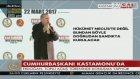 Cumhurbaşkanı Erdoğan: Milleti Aldatmayın,yalan Söylemeyin !