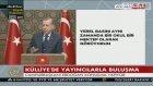 Cumhurbaşkanı Erdoğan: Yerel basında ister patron ister muhabir olun bütün bunlar ciddi fedakarlık g