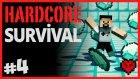 Diamond Bulduuuuum - Hardcore Survival - Bölüm 4