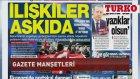 Hollanda-Türkiye krizi, Gazetelerin ilk sayfası, 14 Mart 2017