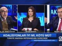Mehmet Sarı ile Barış Doster Arasında Koalisyon Tartışması