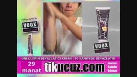 Orjinal Voox Dd Cream Türkiye Resmi Satıcısı Cilt Beyazlatıcı Leke Giderici Krem