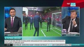 Tanju Çolak'ın Tayyip Erdoğan Hakkındaki Açıklamaları